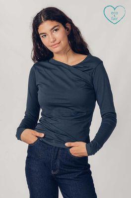 Skunkfunk t shirt  blauw