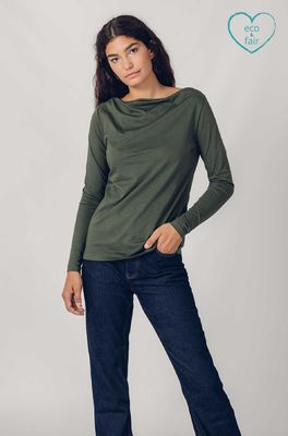 Skunkfunk t shirt  groen