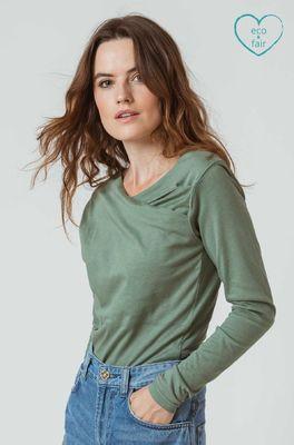 SKFK (Skunkfunk) t shirt bat groen