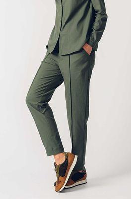 Skunkfunk broek  groen