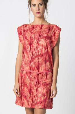 Skunkfunk jurk
