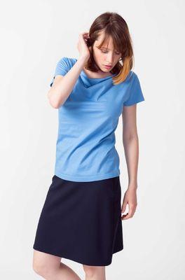 Skunkfunk shirt bat blauw
