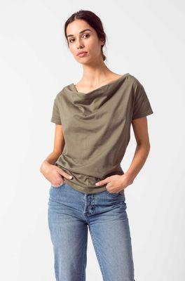 Skunkfunk shirt bat olijf