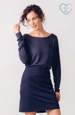 Skunkfunk shirt bergantza blauw