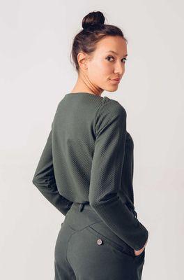 Skunkfunk shirt idoia groen