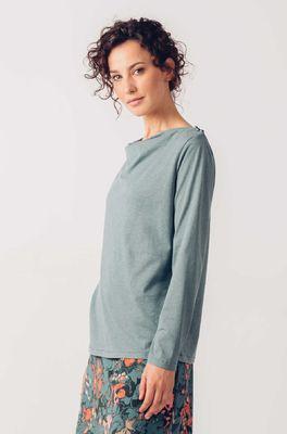 Skunkfunk shirt lantz groen