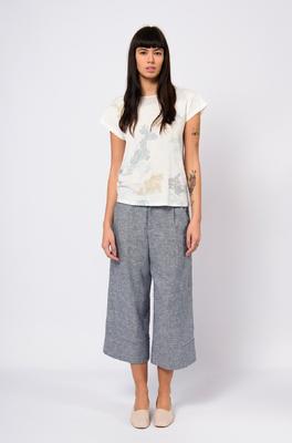 Skunkfunk shirt oineka wit