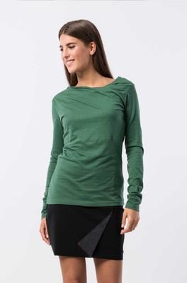 Skunkfunk shirt bi groen