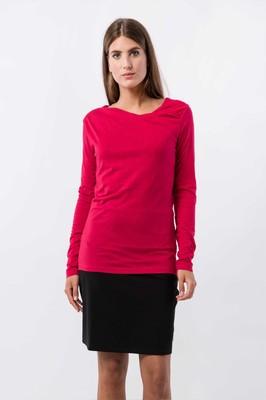 Skunkfunk shirt bi  rood