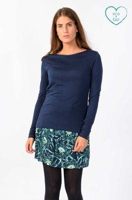 Skunkfunk shirt liboa blauw