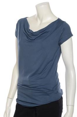 Slippely t shirt  blauw