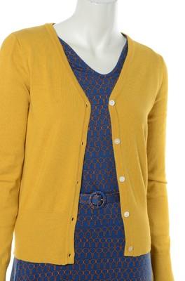 Smashed Lemon vest geel 17966