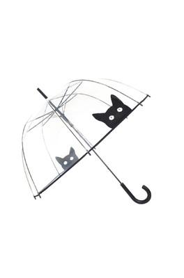 Smati paraplu transparant kat