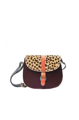 Soruka tas mini flap printed bag multi