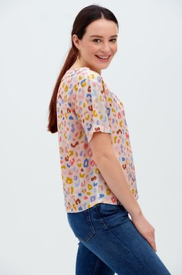 Sugarhill bloes hatty shirt multicolor
