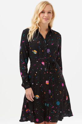 Sugarhill jurk  zwart