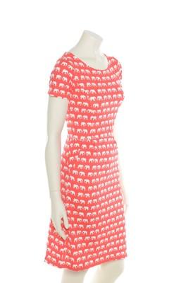 Sugarhill jurk elliot rood