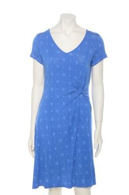 Surkana jurk sivi blauw