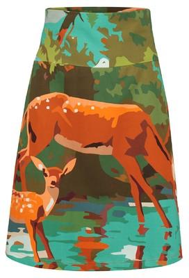 Tante Betsy rok vintage deer multi