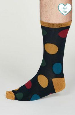 Thought sokken  blauw