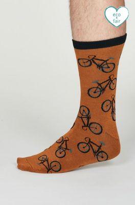 Thought sokken  bruin