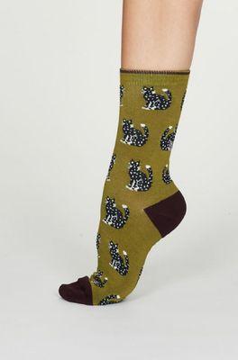 Thought sokken  groen