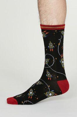 Thought sokken  zwart