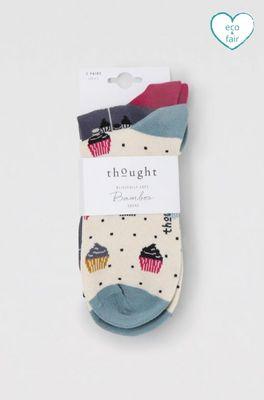Thought sokken Delphie afternoon tea multi