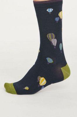 Thought sokken explorer grijs
