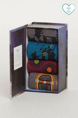 Thought sokken jazz sock box multi