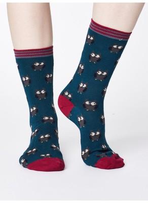 Thought sokken owlie petrol