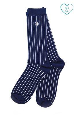 Three Brothers sokken blauw