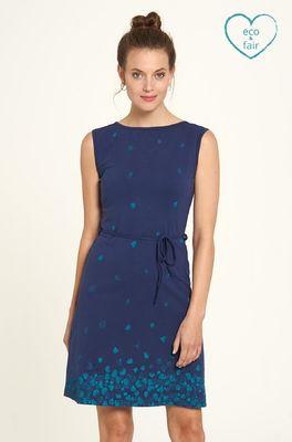 Tranquillo jurk blauw