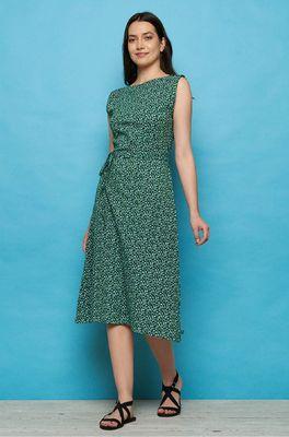 Tranquillo jurk eva groen