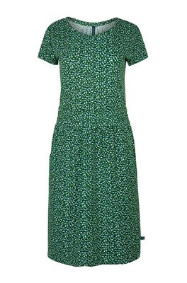 Tranquillo jurk loretta groen