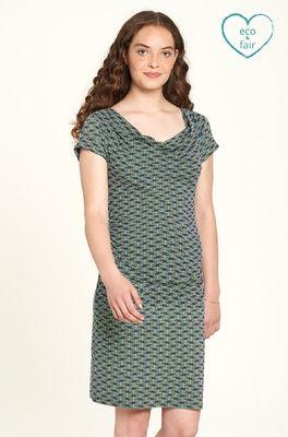 Tranquillo jurk multicolor