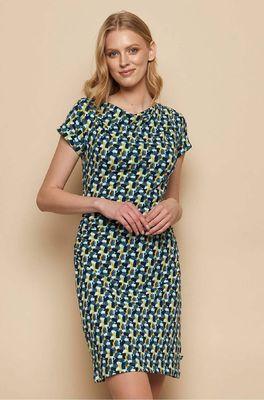 Tranquillo jurk patraea multicolor
