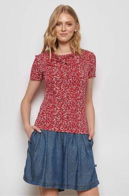 Tranquillo shirt vitisa rood