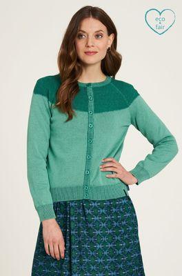 Tranquillo vest  groen