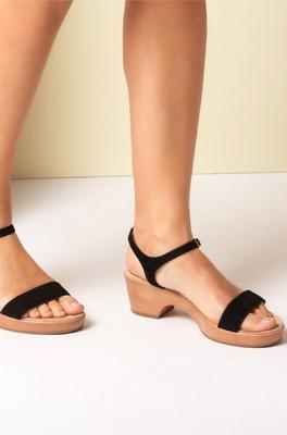 Unisa sandaal irita zwart