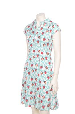 Vacant jurk penny multicolor