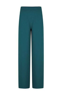 Very Cherry broek marlene pant petrol