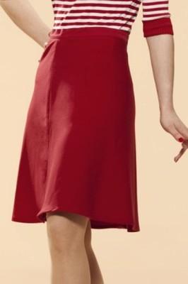 Very Cherry rok rood a-line