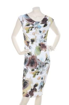 Wax jurk gunex multicolor