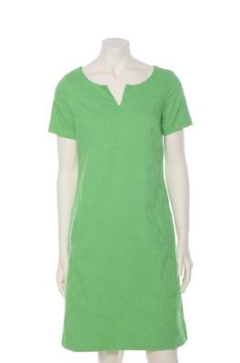 Wax jurk tatum groen