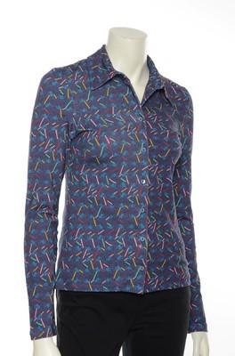 Wow To Go shirt bordeaux nikko
