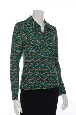 Wow To Go shirt groen harakiri