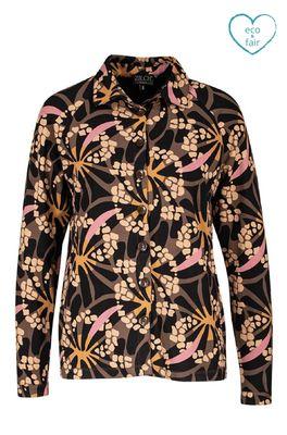 Zilch blouse blouse multicolor