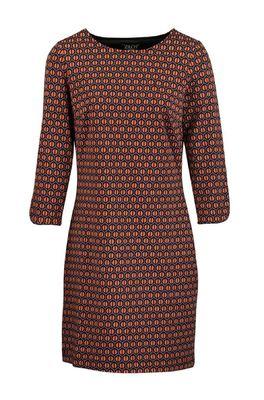 Zilch jurk short dress multicolor