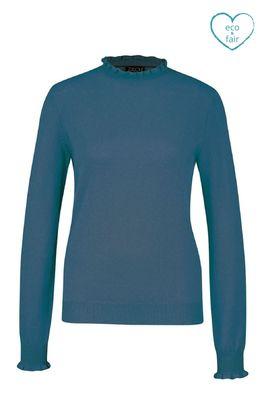 Zilch trui sweater fancy petrol